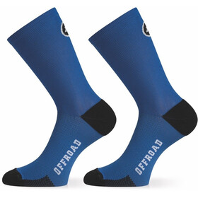 assos XC Calcetines, twilight blue